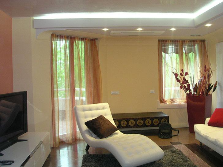 Interior design appartamento milano nuovateca architetture for Appartamento interior design